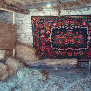 Moldovan carpet