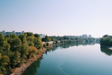 Nistru river